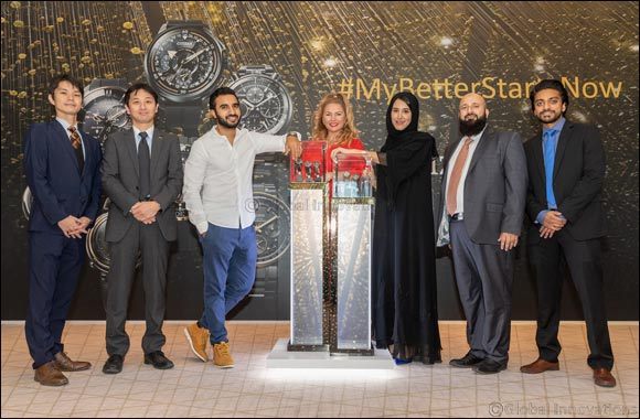 "CITIZEN's ""#MyBetterStartsNow"" campaign seeks out UAE's inspired and driven individuals"
