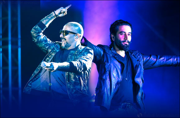 Superstar Indian musical duo Vishal-Shekhar to take the stage at BOLLYWOOD PARKS™ Dubai