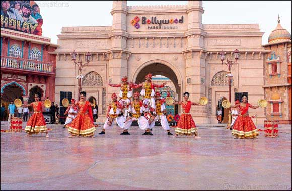 Enjoy 11 exciting new street entertainment shows at BOLLYWOOD PARKS™ Dubai