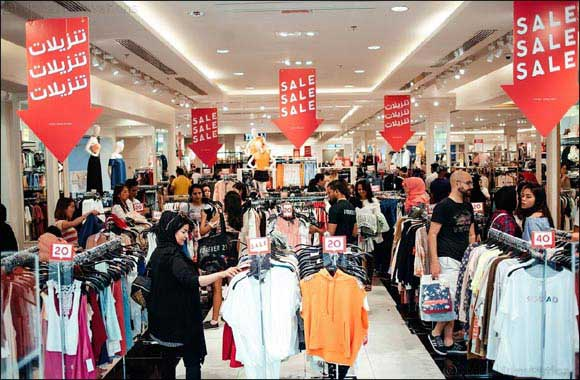 Majid Al Futtaim's shopping malls in Dubai kick off Dubai Shopping Festival with exclusive 12-hour sale