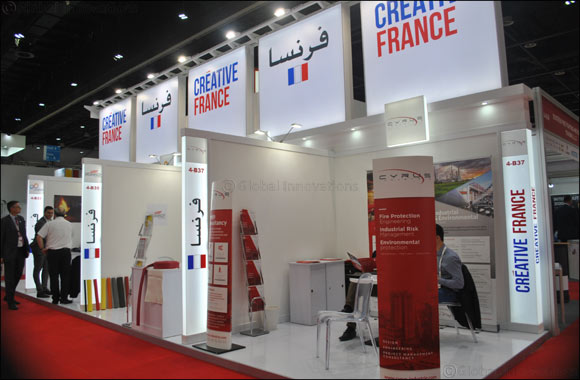 French plastics experts gathered together for the first time in a French pavilion at the ARABPLAST in Dubai, from 5 to 8 January 2019