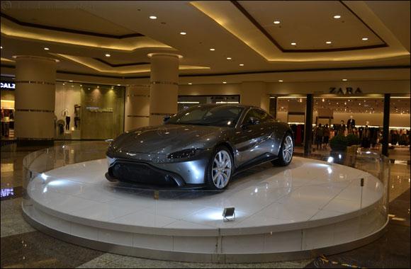 Sahara Centre Customers Stand to Win luxurious Aston Martin Vantage