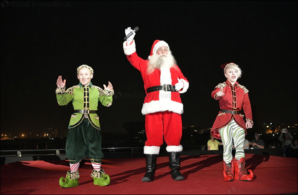 Dubai's Most Magical Festive Market Welcomes Santa and His Elves