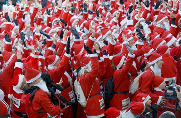 Dubai Festival City to host first-ever Santa Run