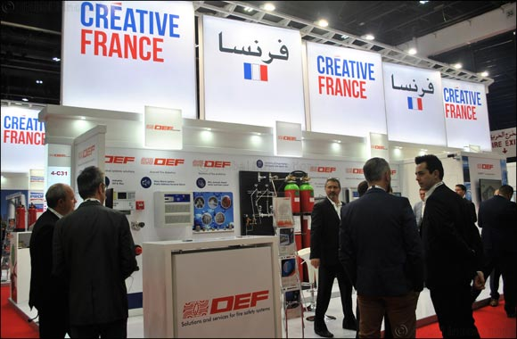 French expertise, a key partner for the protection of individuals and strategic infrastructures in the Middle East
