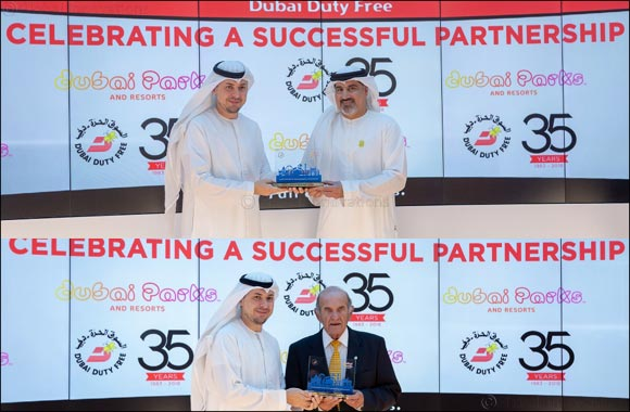 DXB Entertainments signs strategic partnership with Dubai Duty Free