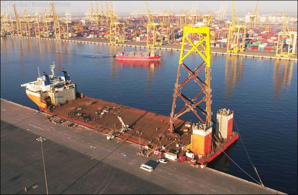 Non-Containerised Cargo Shows Steady Increase at Jebel Ali Port
