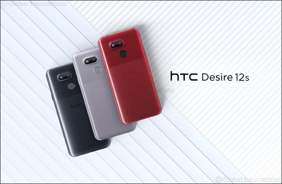 Affordability Meets Performance With the New HTC Desire 12s