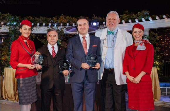 "Turkish Airlines Corporate Club won the First-Ever GT Tested Reader Survey Award for ""Best Corporate Travel Program for Business Travelers""."