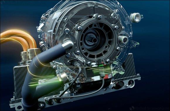The BMW iFE.18 drivetrain: Unprecedented teamwork between motorsport and production development.