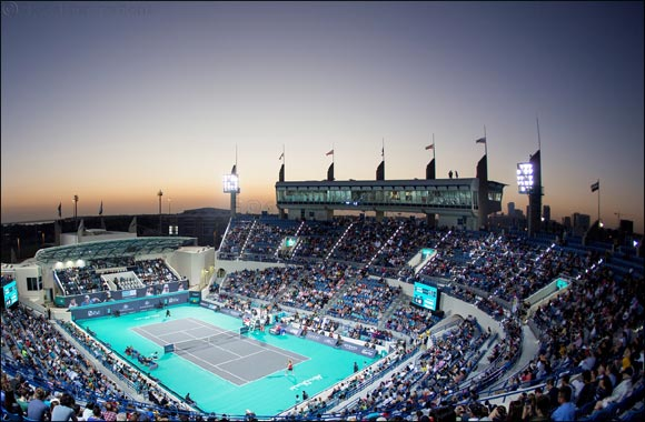 Looking for an Ace Weekend Out? Look No Further, the Mubadala World Tennis Championship Village Has It Covered