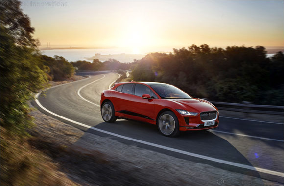 Jaguar's Award-winning I-PACE to Electrify Regional Showrooms Next Year