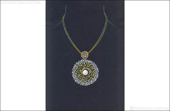 Malabar Gold & Diamonds designer won 'The Best Designer' award in the contest conducted by DESIGN HUB JEWELLERYNET.COM, Hong Kong