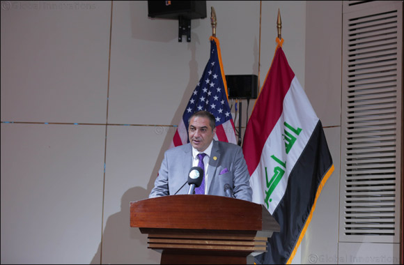 TBI Participates in Conference Hosted by the American Chamber of Commerce to Discuss Investment Opportunities in Iraq