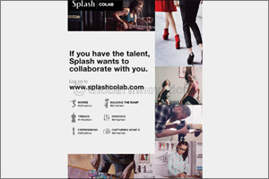 Splash opens new channels for collaborations with gifted talents!