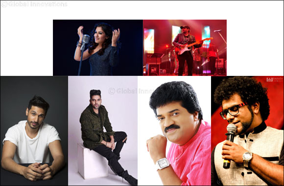 BOLLYWOOD PARKS™ Dubai to mark year-end with two electrifying concerts for Indian music fans