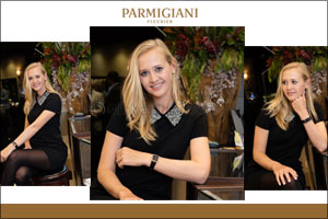Jessica Korda joined the Parmigiani Fleurier's �Friends of the Brand�