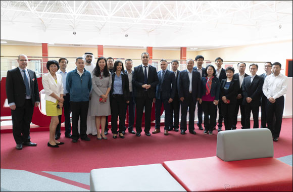 High-level Chinese delegation of leading construction experts explores investment potential in UAE