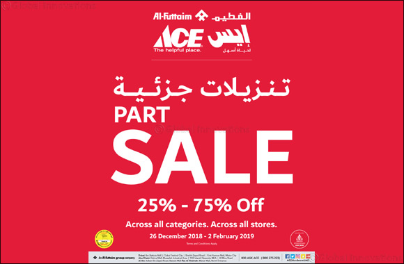 Al-Futtaim ACE gears up for DSF Part Sale