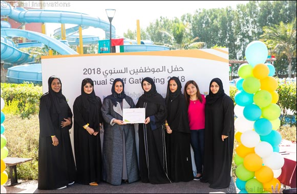 Sharjah Ladies Club's Annual Staff Gathering Reinforces  the Importance of Individual Contributions
