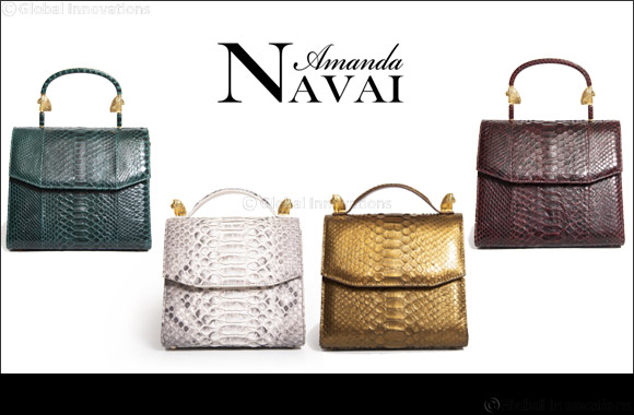 Amanda Navai Reinvents the Classic Rosemin Bag for 2019