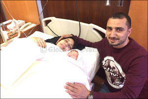 Two couples blessed with baby girls on New Year at RAK Hospital