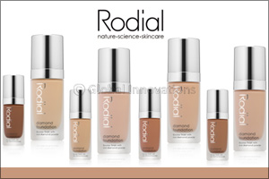Get radiant and luminous skin with Rodial's new Diamond Foundation