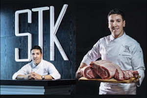 STK Doha Set for a Shake-up With Executive Chef Cesar De Leon Torres