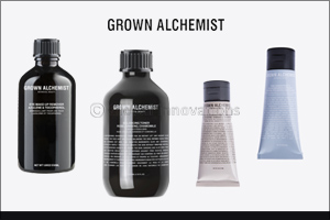 Cleanse your skin effectively with Grown Alchemist