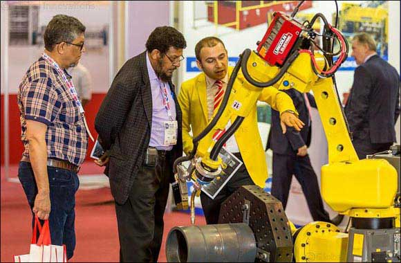 SteelFab 2019 attracts the participation of leading countries in the field of metal working