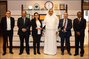 Infiniti Al Babtain's Aftersales Team Receives Two Awards at Regional Conference in Dubai