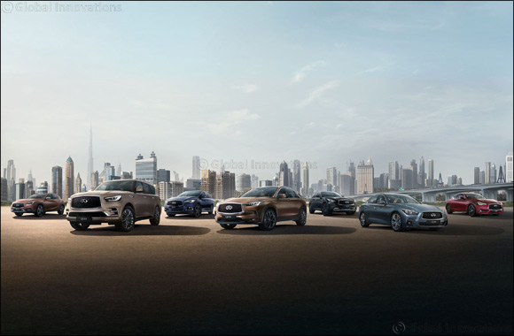 This DSF, every INFINITI customer wins it big with Arabian Automobiles