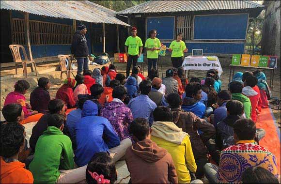 Empowering Rohingya refugee children - A Green Hope initiative