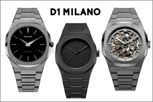 Trend Alert: Stay Timeless and Classy With a D1 Milano Timepiece