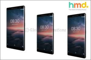 Nokia 8 Sirocco blends premium craftsmanship and latest innovation with Android� 9 Pie upgrade in th ...