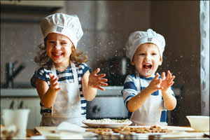 Bring out the Chef in your little ones at 800 Degrees Pizzeria