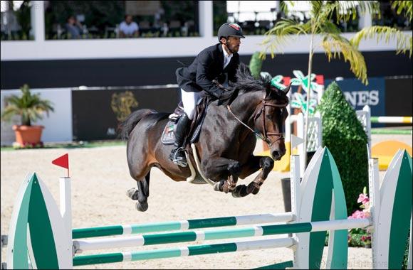 Suwaidi Claims First Class of Four Star Al Shira'aa International Horse Show