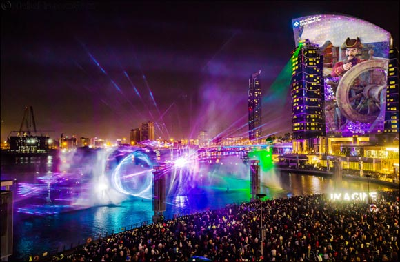 Dubai Festival City Mall's Festival Bay transformed  with a new, larger-than-life Pirate Experience