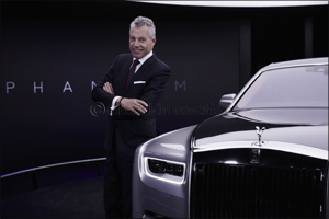 Rolls-Royce Motor Cars Achieves Historic Business Record