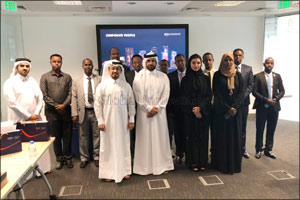 Qatar Finance and Business Academy hosts diplomatic delegation from Somalia
