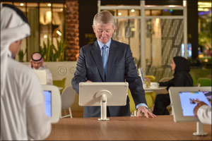 Alawwal bank becomes first Middle East firm to offer AI training for all staff
