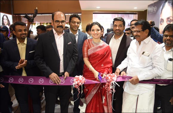 Malabar Gold & Diamonds' new showroom in Vellore, Tamil Nadu, India