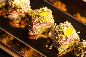 Beef Sushi- Love at first bite