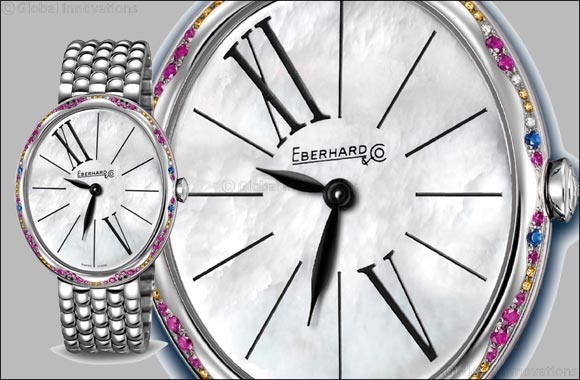 Eberhard & Co. Gilda makes an extraordinary Valentine's Day gift
