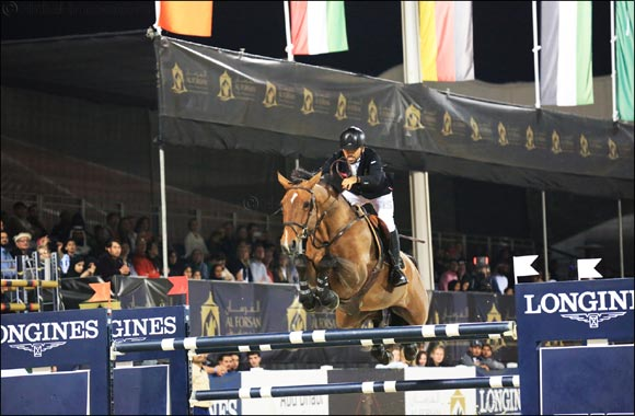 Third Edition of Al Shira'aa International Horse Show Concludes with Thrilling Finale