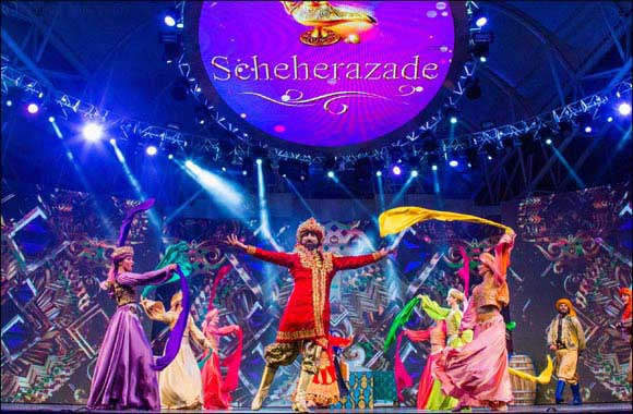 Global Village presents Scheherazade, a timeless tale of intrigue and adventure