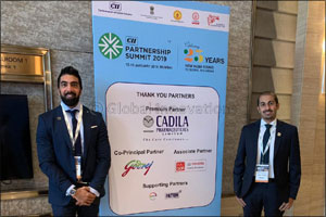 Ajman Free Zone encourages global and Indian investors at 25th edition of the Partnership Summit, Mu ...