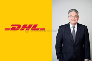 �Growth through quality continues to be the engine of our business� confirms new CEO of DHL Express