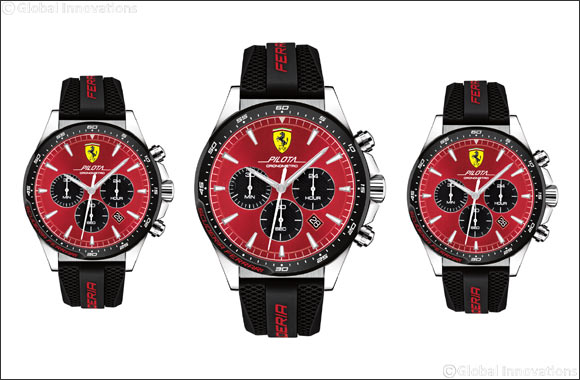Scuderia Ferrari presents PILOTA Family Collection