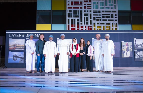 Al Mouj Muscat pays tribute to Oman with Layers of Oman Exhibition
